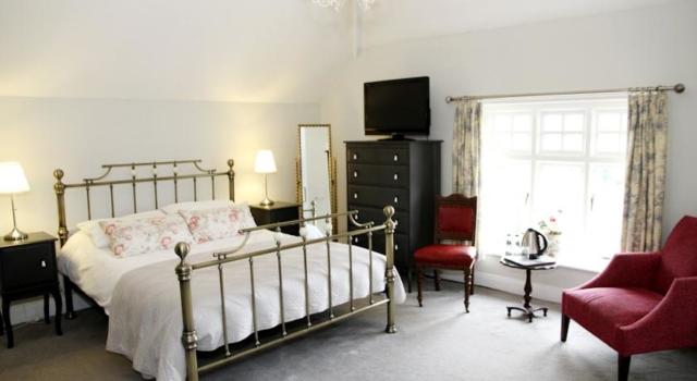 Belfast B&B Maryville House Bedroom