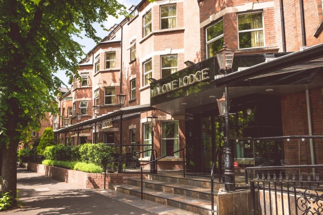 hotels near malone road belfast - The Malone Lodge