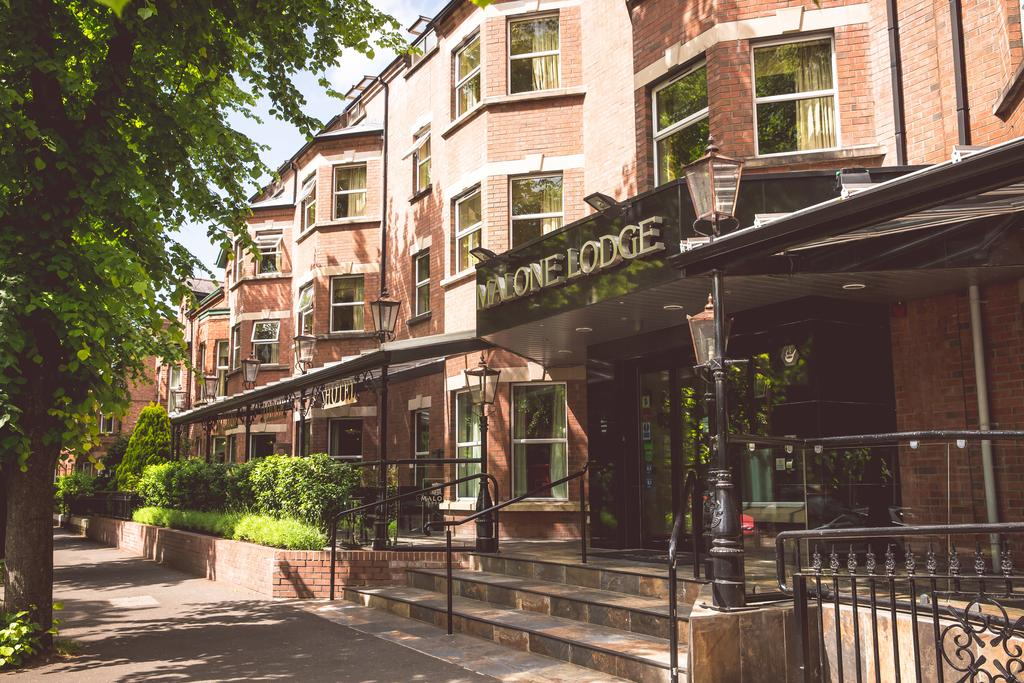 hotels near malone road belfast - The Malone Lodge Hotel Belfast